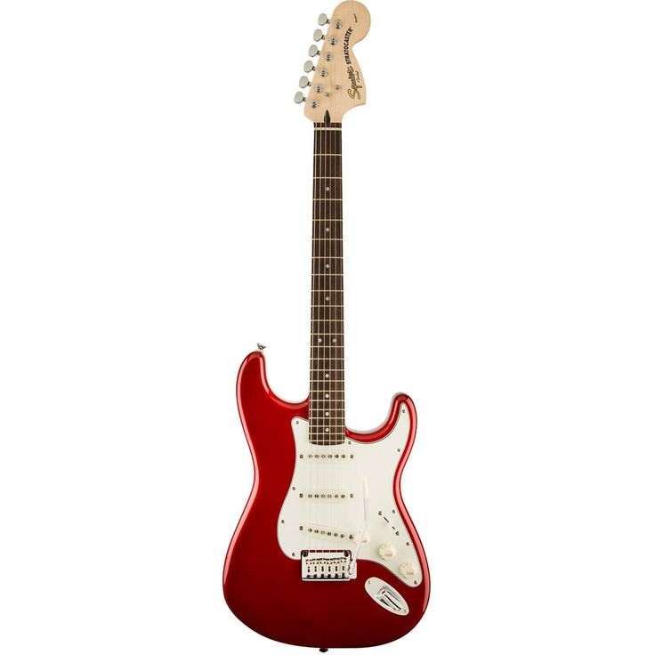 Squier Standard Stratocaster RW CAR