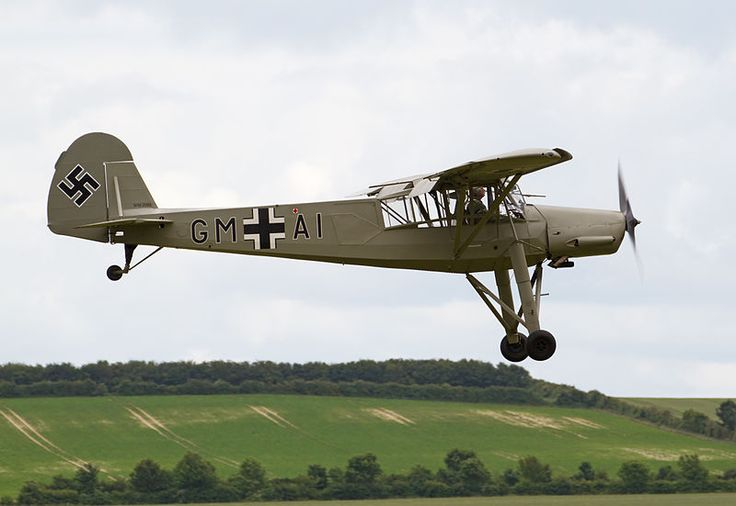 The Fieseler Fi 156 Storch