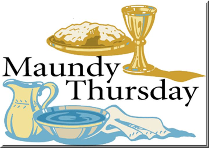 Maundy Thursday #4: Example given - Through action - Through washing of feet.