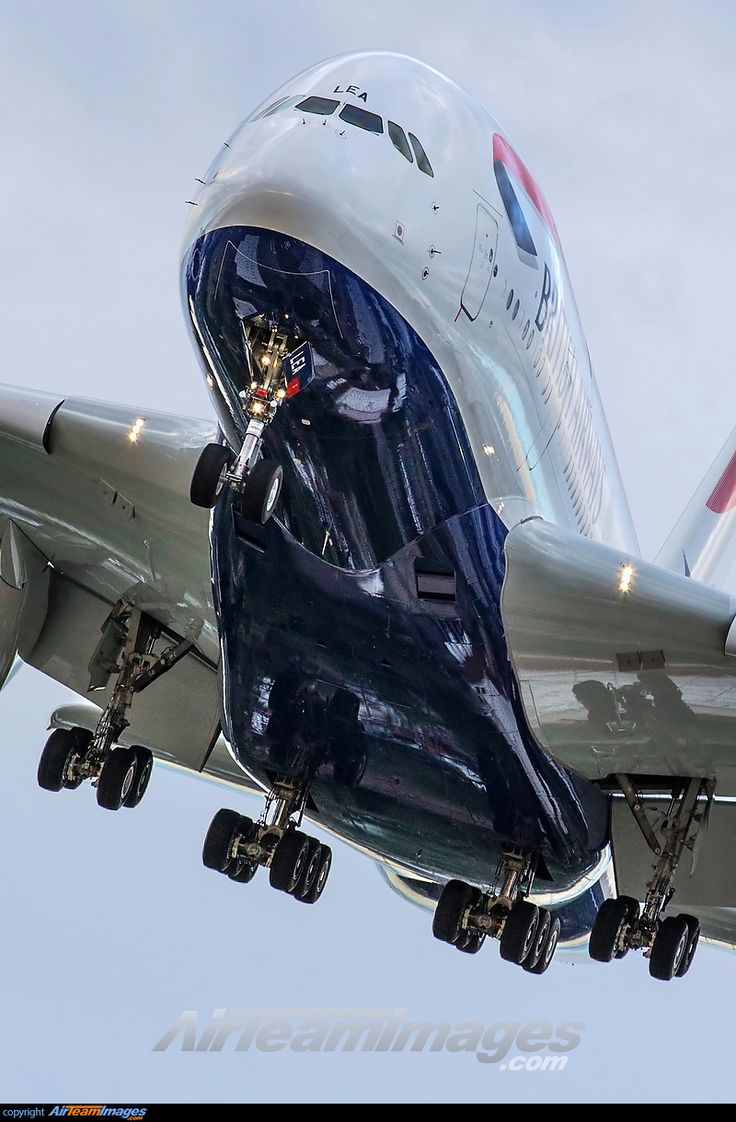 Airbus A380-841 - Large Preview - AirTeamImages.com