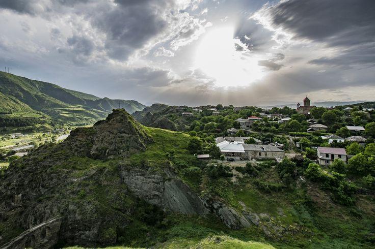 Akhaltsikhe, Georgia - 15.6.2016 #Akhaltsikhe #Achalciche #Georgia #landscape #Gruzie #krajina #ახალციხე #საქართველო