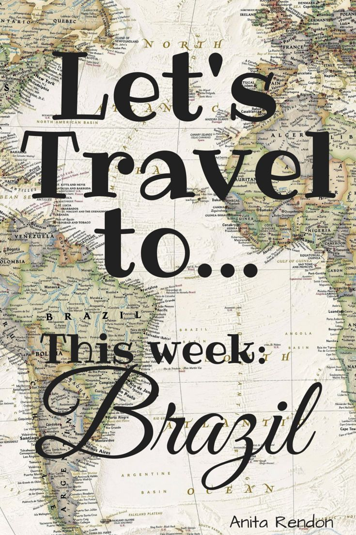 Hi Everyone! It was a nice trip we had last week in Thailand! This week we are going to Brazil. Thank you for all of your beautiful pins! Have a wonderful weekend!!! xoxo Anita