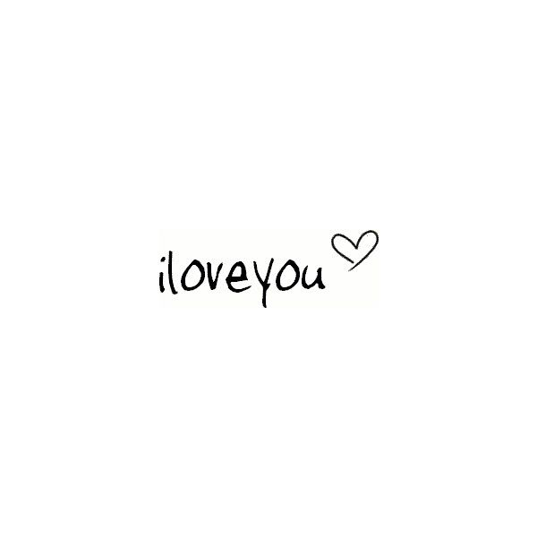 iloveyou image, picture by LindseyLou007 - Photobucket ❤ liked on Polyvore featuring quotes, words, text, fillers, backgrounds, phrases, doodles, headline, saying and scribble