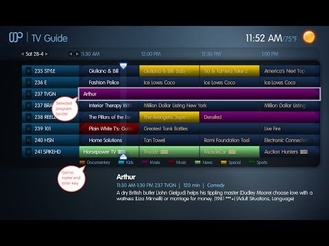 How To Add The Fully Working TV Guide To KODI (EPG