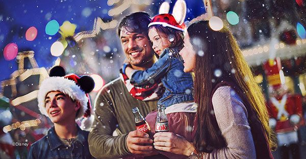 There's no sweeter time to share the Holiday magic! That's why 93.3FLZ and Coca-Cola® want you and your family to enjoy the gift of magic again and again all year with four Florida Resident Disney Platinum Passes!     http://ul.ink/9RPY-4JXH0A