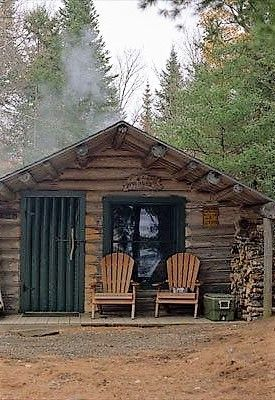 689 best cabins images on pinterest country homes log cabins and tiny house cabin. Black Bedroom Furniture Sets. Home Design Ideas