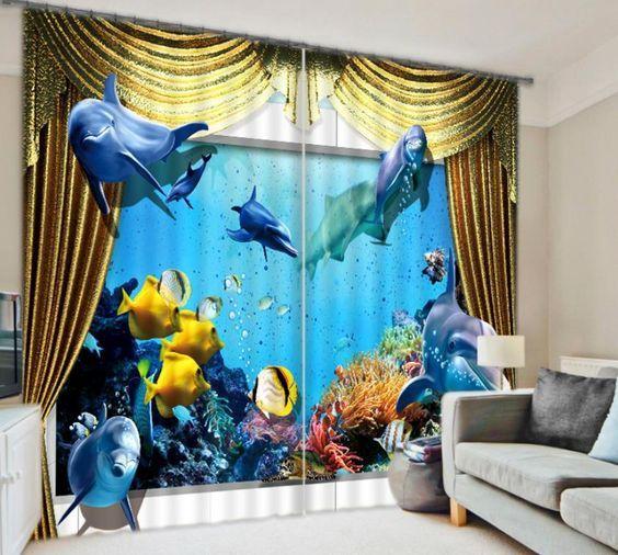 Blackout Curtains boys blue blackout curtains : 17 Best images about Blackout Curtains For Kids on Pinterest ...