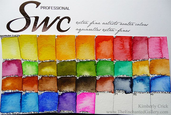 Pin On Coloring Art Supplies Lightfast Tests Ink Pads Copic