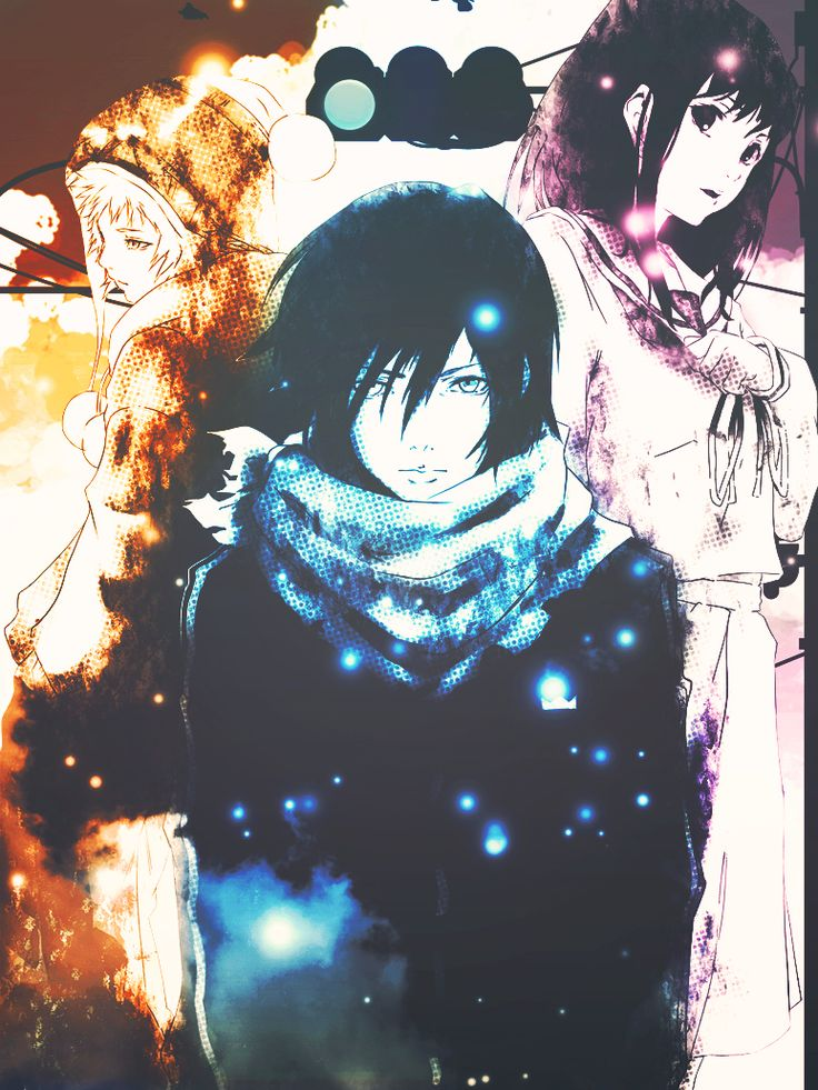 Noragami Signature by Dinocojv on DeviantArt
