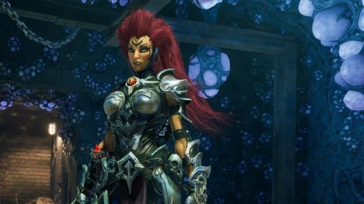 Darksiders 3 Gets Some New Screenshots And Gameplay Video