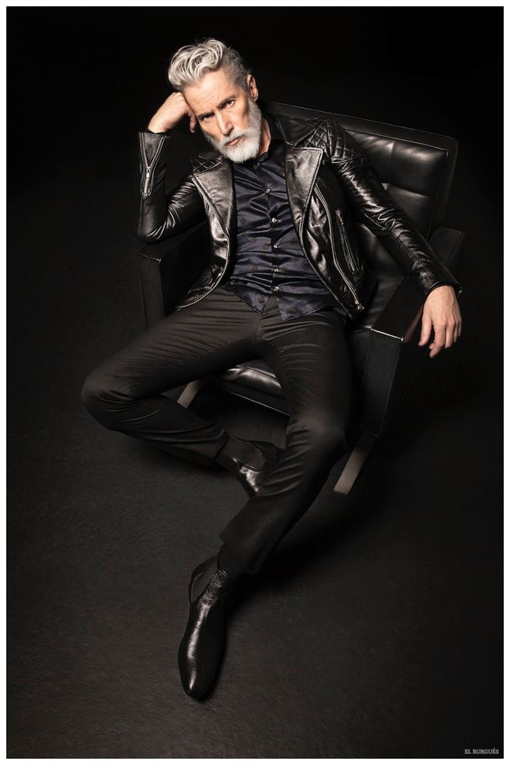 Aiden Brady reunites with El Burgués for its fall-winter 2015 advertising campaign. Entering the studio to pose for essential portraits against a stark background, Aiden is photographed by Nacho Ricci in Buenos Aires, Argentina. Aiden charms in a modern mix of leather and suiting separates. Related