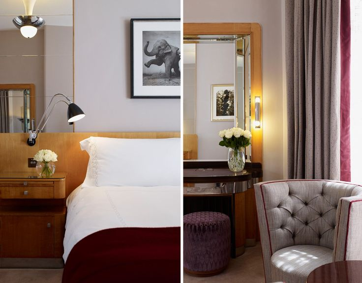 Claridges hotel art deco suites interiordesign claridges linley