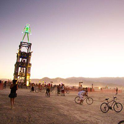 Burning man dates in Melbourne