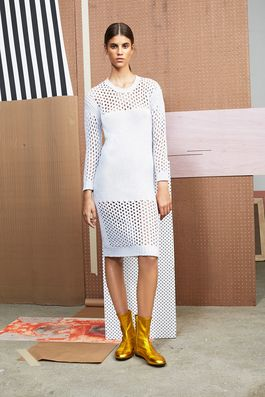 Derek Lam 10 Crosby Spring 2015 Ready-to-Wear Fashion Show: Complete Collection - Style.com siets