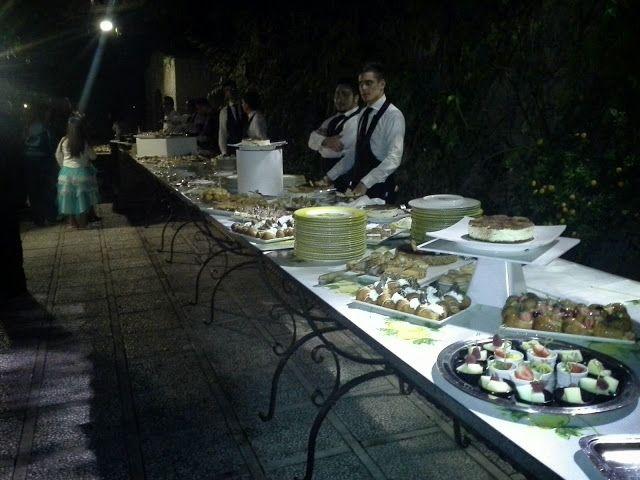 Your Wedding, By Ramona: Buffet /Desserts
