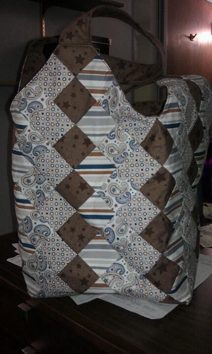 Quiltsmart Mondo bag #sewing #quilting #diy #quiltsmart #mondobag