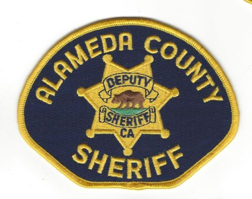 Alameda-County-CA-California-Deputy-Sheriff-Office-Dept-LEO-patch-NEW
