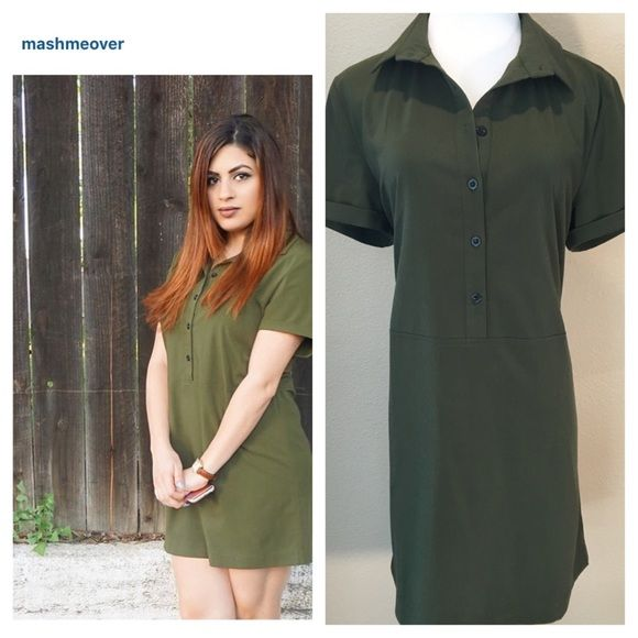 Missguided Dress Kali casual dress from Missguided in great condition! Size 12 (UK) size 8 (US) Missguided Dresses Mini