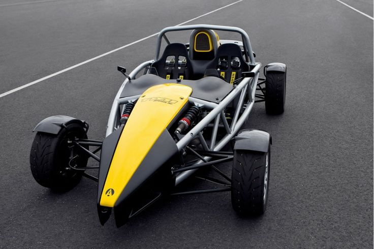 Ariel Atom 3. Near perfection.