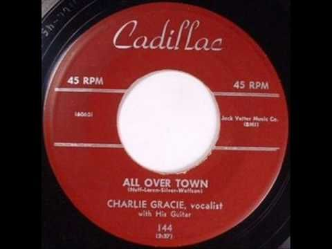 ▶ Charlie Gracie - Butterfly ( 1957 ) - YouTube