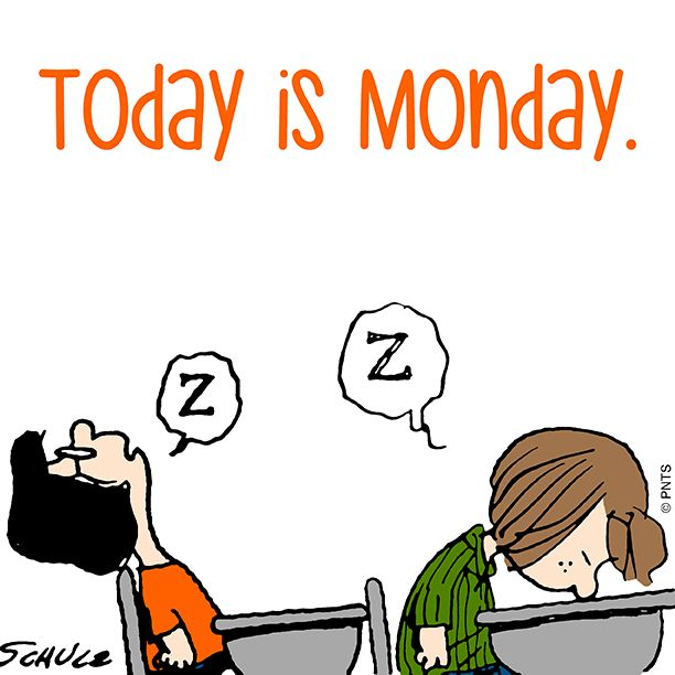 Today is Monday.