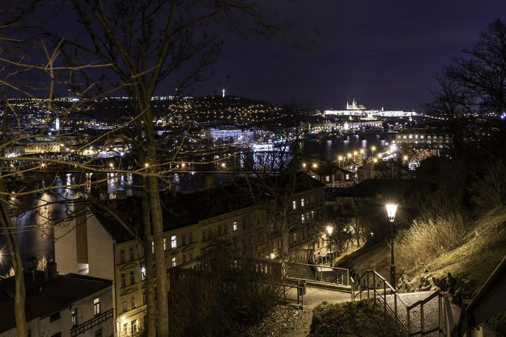Photograph Prague at night by Vaclav Ryc on 500px