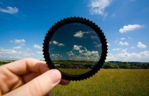 """digital photography basics - how to using a """"Polarizing Filter"""" correctly!"""