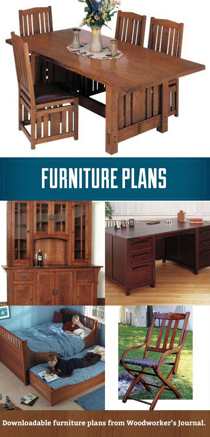 Woodworker S Journal Has Published A Wide Range Of Plans Over The