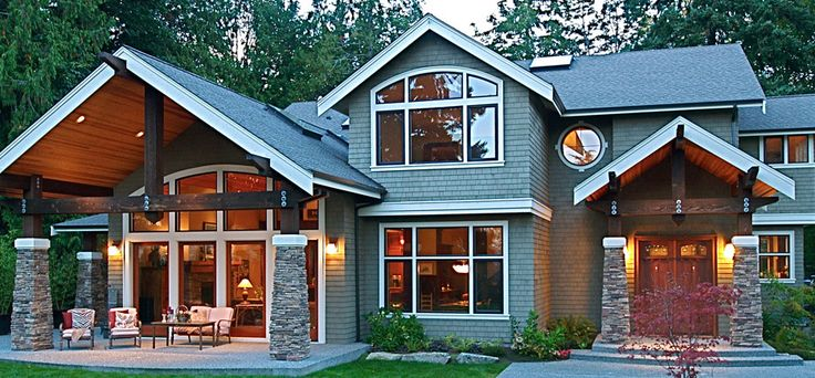 Gorgeous house by Nor Wes Construction
