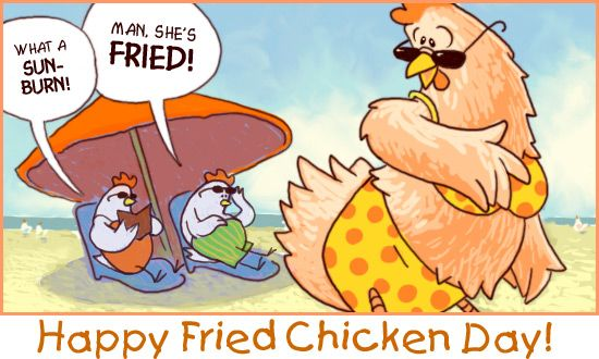 Fried Chicken Funny Quotes: 65 Best Images About Chicken Funnies On Pinterest