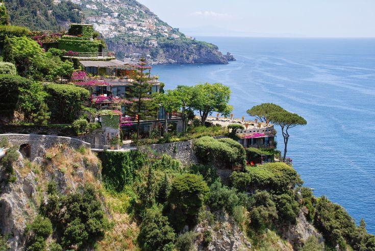 Amalfi coast. SilverSpoon London - A luxury lifestyle blog : Travel Plans and Wanderlust Wish list for 2015