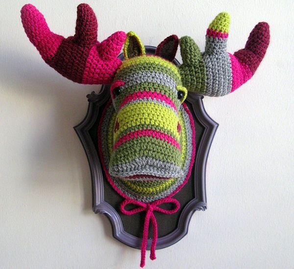 Inspiration, crochet a trophy! | Virkstagram.se