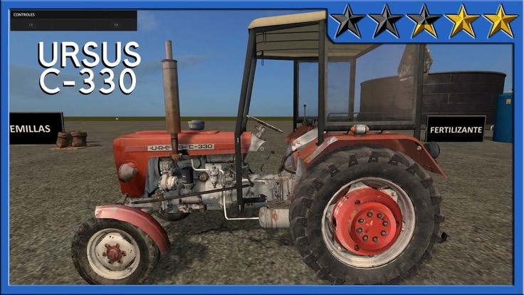 Review Ursus c330 #FS17
