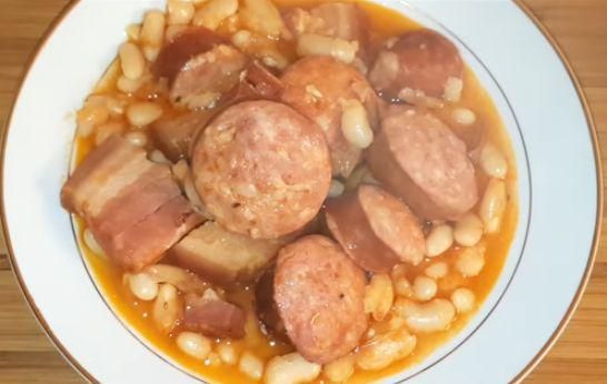 Cassoulet (Cookeo)