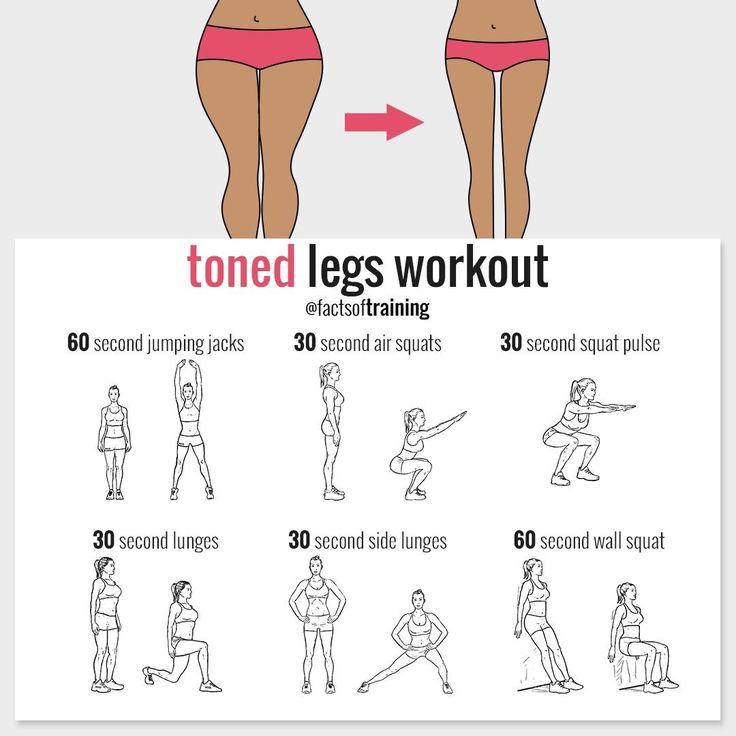 Leg Workout | Posted by: AdvancedWeightLossTips.com