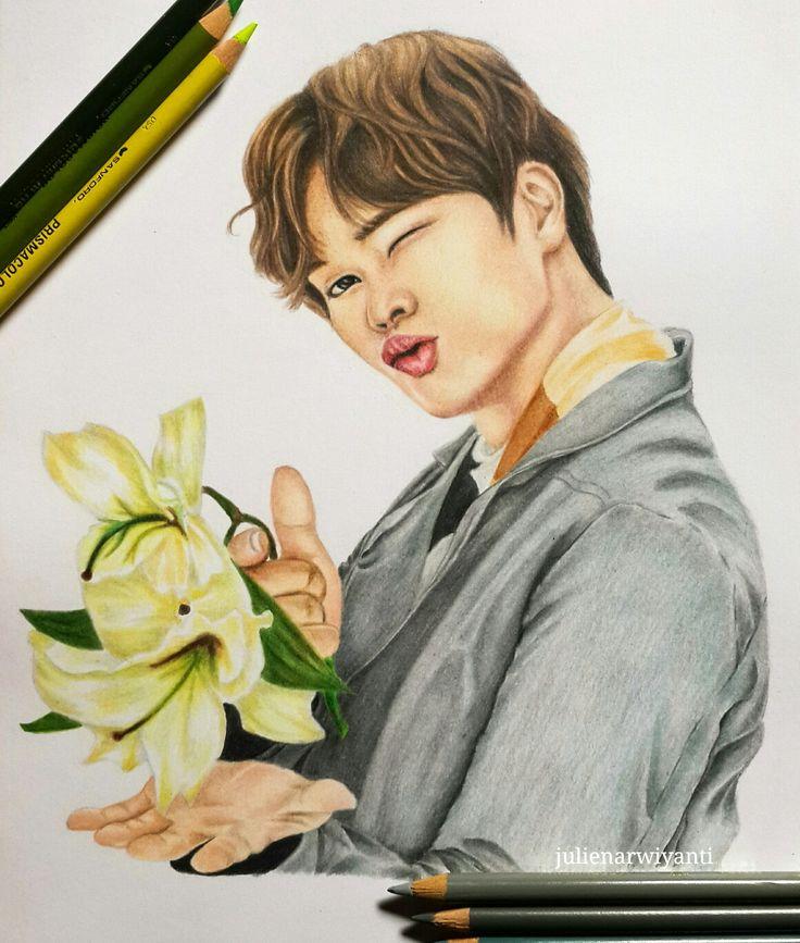 Sungjae-BTOB #drawing#fanart#sungjae#btob