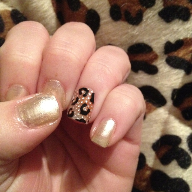 Kiss nail stickers