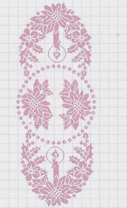 Candle Crochet pattern