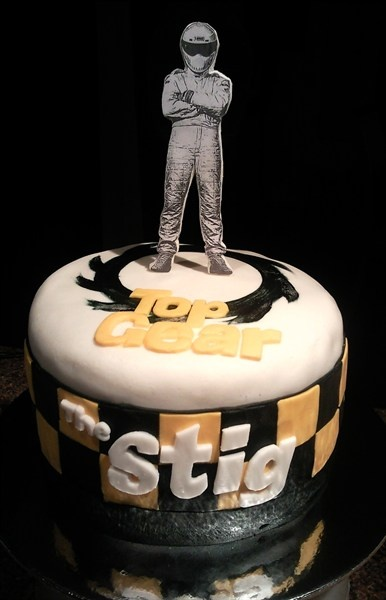 top gear cake - Google Search someone please make this cake for me. please.