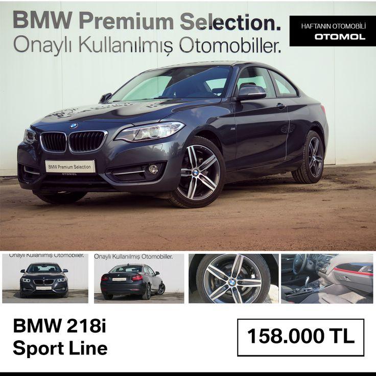 TÜM İSTEKLERİNİZİ KARŞILAR. Haftanın otomobili : BMW 218i Sport Line Detaylar : https://goo.gl/iG6zfp