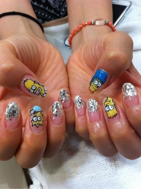 Universal Studios Nails Best Nail Designs 2018