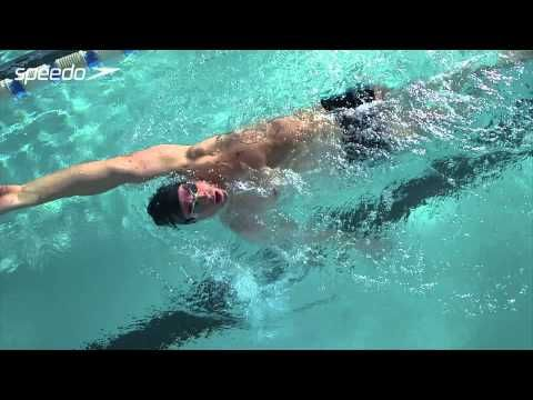 Video: Speedo Backstroke Stroke technique - advice from our swimming experts to help you master your stroke. Click to watch the videos #getspeedofit #swimtips