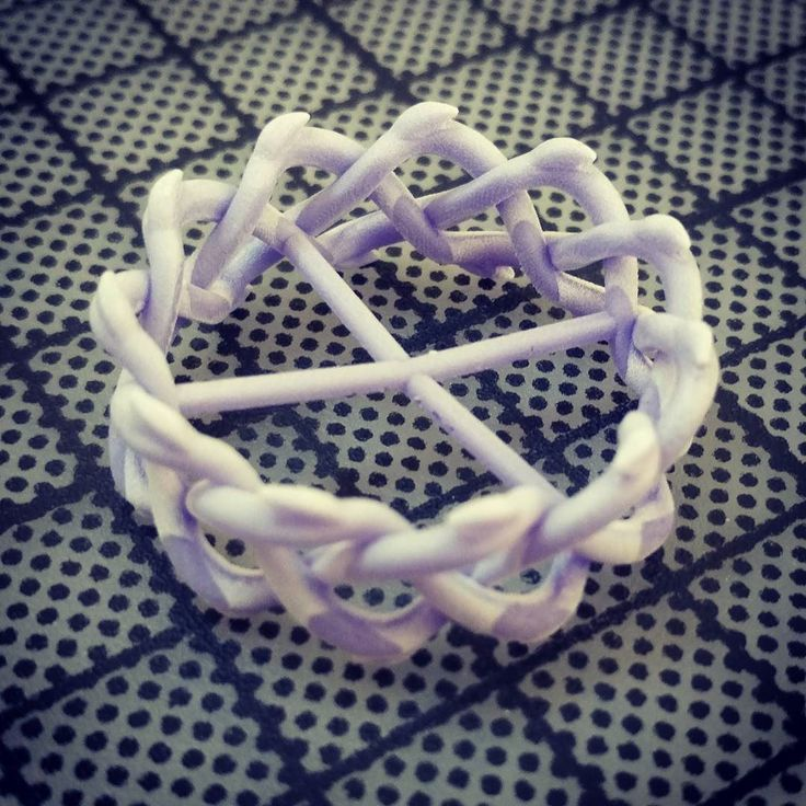 Crown of thorn #3dprinted #wax #custom #bespoke #jewelry #design
