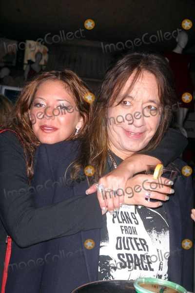 Ace Frehley and, I think, his daughter Monique | ACE ... Monique Frehley