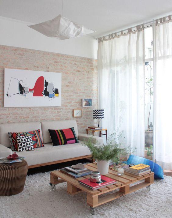 1000 ideas about como decorar apartamento pequeno on for Ideas apartamento pequeno