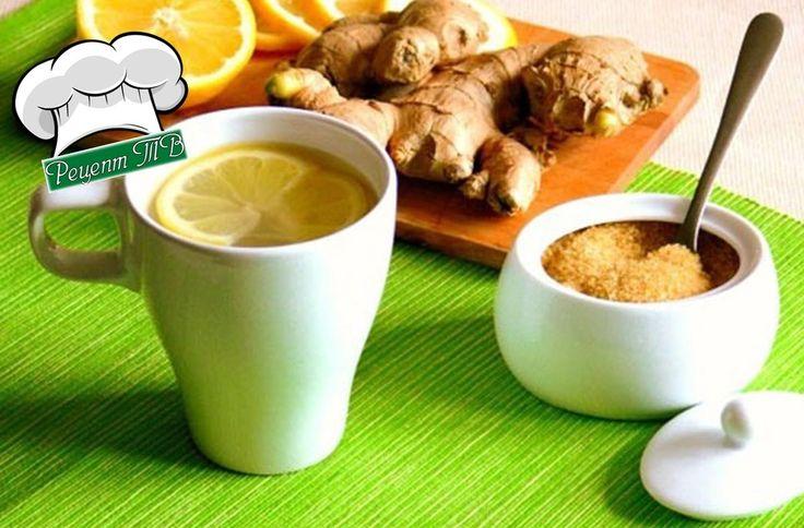 Как заварить имбирный чай. Рецепт ТВ