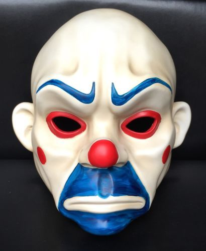 M51 #joker bank #robber mask #clown batman dark knight cosplay halloween costume, View more on the LINK: http://www.zeppy.io/product/gb/2/121763196874/