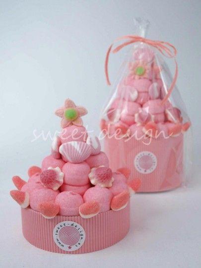 Tarta Pantone Rosa | Sweet Design