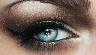 metallic browns
