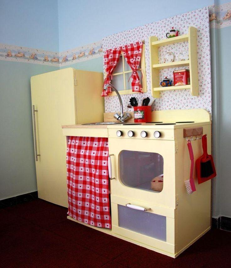 Детские кухни,, Переделка Икеи..